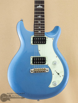 PRS SE Mira - Frost Blue Metallic (MIMB) | Northeast Music Center Inc.
