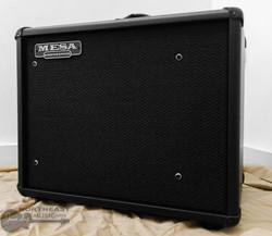 Mesa Boogie 1x12 Theile Cabinet - Black Taurus w/ Black Jute (Mesa Logo) (0.112T.V01.G01.XXX.H01.C01.V30) | Northeast Music Center Inc.