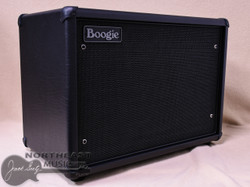 Mesa Boogie 1x12 WideBody Closed Back Thiele Cabinet w/ Vintage 30 Speaker - Black Taurus, Black Jute (0.112WC.V01.G01.P01.H01.C01.V30+) | Northeast Music Center Inc.