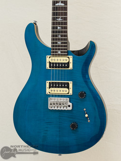PRS SE Custom 24 - Sapphire (CU4SA) | Northeast Music Center Inc.