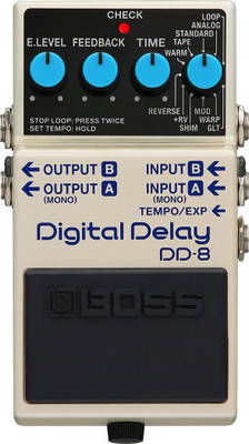 BOSS DD-8 Delay Pedal (DD-8) | Northeast Music Center Inc.