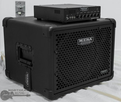 Mesa Boogie Subway D800 Bass Amplifier w/ 1x12 Cabinet | Northeast Music Center Inc.