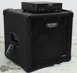 Mesa Boogie Subway D800 Bass Amplifier w/ 1x15 Cabinet (D800.115) | Northeast Music Center Inc.