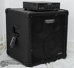 Mesa Boogie Subway D800 Bass Amplifier w/ 2x10 Cabinet (D800.210) | Northeast Music Center Inc.