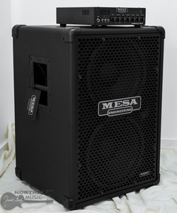 Mesa Boogie Subway D800 Bass Amplifier w/ 2x12 Cabinet (D800.212) | Northeast Music Center Inc.