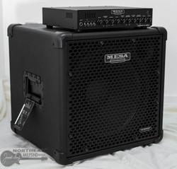 Mesa Boogie D800+ Bass Amplifier w/ 1x15 Cabinet (D800+.115) | Northeast Music Center Inc.