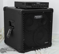 Mesa Boogie Subway D800+ Bass Amplifier w/ 2x10 Cabinet (6.D800+.210) | Northeast Music Center Inc.