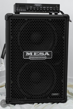 Mesa Boogie Subway D800+ Bass Amplifier w/ Matching 2x12 Cabinet (6.D800+.212) | Northeast Music Center Inc.