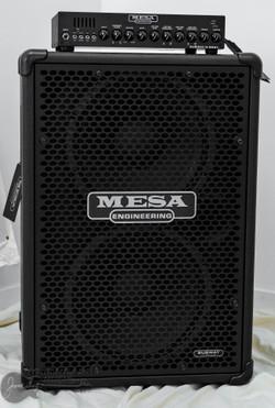 Mesa Boogie Subway D800+ Bass Amplifier w/ Matching 2x12 Cabinet (6.D800+.212) | Northeast Music Center Inc.