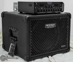 Mesa Boogie Subway WD800 Bass Amplifier w/ 1x12 Cabinet (6.WD800.112) | Northeast Music Center Inc.