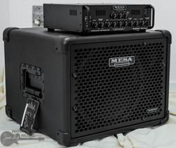 Mesa Boogie Subway WD800 Bass Amplifier w/ 1x12 Cabinet (6.WD800.112) | Northeast Music Center Inc.