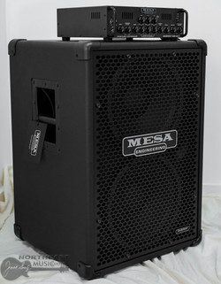 Mesa Boogie Subway WD800 Bass Amplifier w/ 2x12 Cabinet (6.WD800.212)   Northeast Music Center Inc.