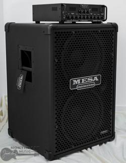 Mesa Boogie Subway WD800 Bass Amplifier w/ 2x12 Cabinet (6.WD800.212) | Northeast Music Center Inc.