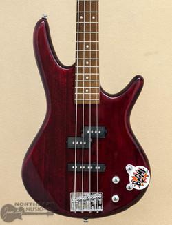 Ibanez GSR200 - Transparent Red (GSR200TR) | Northeast Music Center Inc.