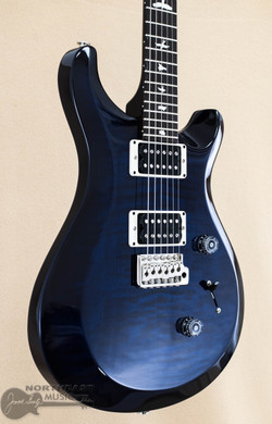 PRS S2 Custom 24 - Whale Blue (C4M4F2HSIBT-WB) | Northeast Music Center Inc.