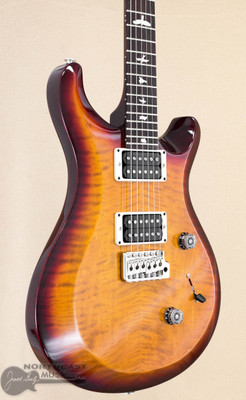 PRS S2 Custom 24 - Dark Cherry Sunburst (C4M4F2HSIBT-DS) | Northeast Music Center Inc.