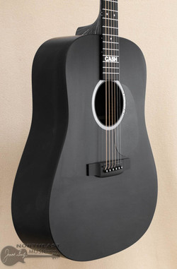 C.F. Martin DX Johnny Cash Dreadnought - Black | Northeast Music Center Inc.