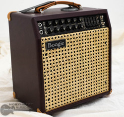 Mesa Boogie Mark V: 25 1x10 Combo Amplifier - Wine Taurus w/ Wicker Grille | Northeast Music Center Inc.