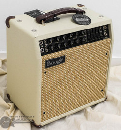 Mesa Boogie Mark V: 25 1x10 Combo Amplifier - Cream Bronco w/ Cream & Tan Grille | Northeast Music Center Inc.