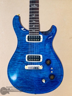 PRS Guitars Paul's Guitar - Blue Jean 10 Top (PGM2FTHFNXS_B-BA-11) | Northeast Music Center Inc.