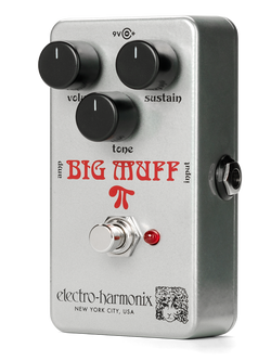 Electro-Harmonix Ram's Head Big Muff Pi Distortion/Sustainer Pedal | Northeast Music Center Inc.
