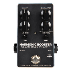 Darkglass Harmonic Booster Clean Bass Preamp | Northeast Music Center Inc.