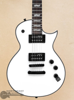 ESP/LTD EC-256 - Snow White Satin (LEC256SW) | Northeast Music Center Inc.