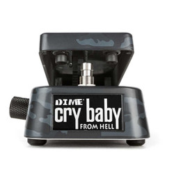 Dunlop Dimebag Cry Baby From Hell Wah Pedal (DB01B)