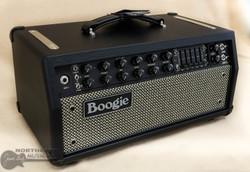 Mesa Boogie Mark V:35 Amplifier Head - Black Taurus w/ Cream Black Grille | Northeast Music Center Inc.