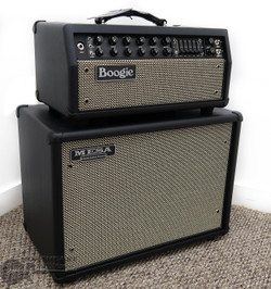 Mesa Boogie Mark V: 35 w/ 1x12 Widebody Closed Back Cabinet - Black Taurus w/ Cream Black Grille | Northeast Music Center Inc.