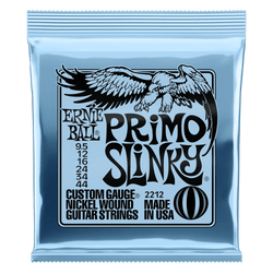 Ernie Ball Primo Slinky (.095-.44) electric Guitar Strings (P02212) | Northeast Music Center Inc.