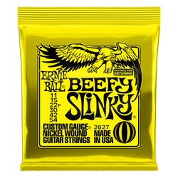 Ernie Ball Beefy Slinky (.11-.54) Electric Guitar Strings (P02627) | Northeast Music Center Inc.