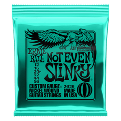 Ernie Ball Not Even Slinky (.12-.56) Electric Guitar Strings (P02626) | Northeast Music Center Inc.
