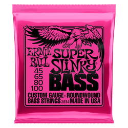 Ernie Ball Super Slinky Bass Guitar Strings (P02834) | Northeast Music Center Inc.