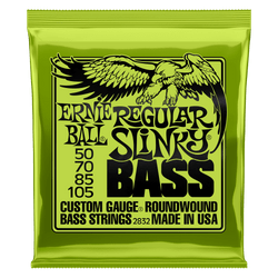 Ernie Ball Regular Slinky Bass Guitar Strings (P02832) | Northeast Music Center Inc.