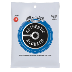 Martin Authentic Acoustic SP® Strings | Northeast Music Center Inc.