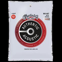 Martin Lifespan 2.0 80/20 Bronze Acoustic Guitar Strings (LIFESPAN 2.0)   Northeast Music Center Inc.