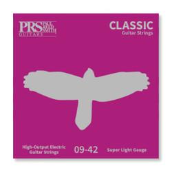 PRS Classic Ultra Lite Electric Guitar Strings (9-42) (CLASSIC 9-42)   Northeast Music Center Inc.