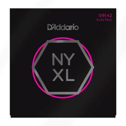 D'Addario NYXL Nickel Wound Super Light Gauge (9-42) | Northeast Music Center Inc.