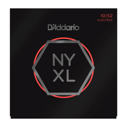 D'Addario NYXL Nickel Wound Light Top | Heavy Bottom (10-52) | Northeast Music center Inc.