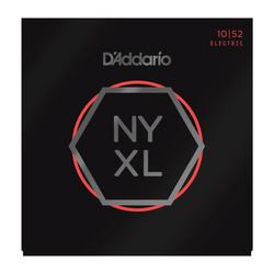 D'Addario NYXL Nickel Wound Light Top | Heavy Bottom (10-52) | Northeast Music center Inc.