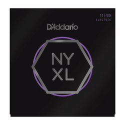 D'Addario NYXL Nickel Wound Medium Gauge (11-49) | Northeast Music Center Inc.