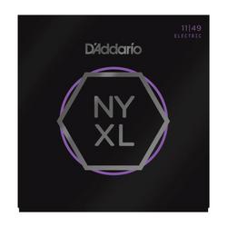 D'Addario NYXL Nickel Wound Medium Gauge (11-49) | Northeast Music Center Inc.
