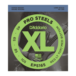 D'Addario Pro Steels LT Top/Med Bottom Strings | Northeast Music Center Inc.