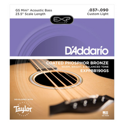 D'Addario Acoustic Bass Strings for GS Mini | Northeast Music Center Inc.