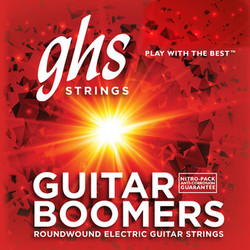 GHS Strings Guitar Boomers Electric Guitar Strings (10-46) | Northeast Music Center Inc.