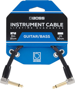BOSS BIC-PC Instrument Patch Cable (BIC-PC) | Northeast Music Center Inc.