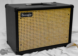 Mesa Boogie 1x12 Widebody Closed Back Speaker Cabinet - Black Taurus w/ Wicker Grille | Northeast Music Center Inc.