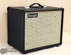 Mesa Boogie 1x12 Theile Cabinet - Black Taurus w/ Wicker Grille | Northeast Music Center Inc.