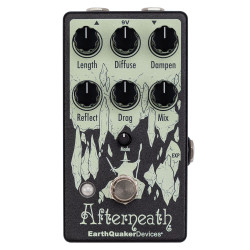 EarthQuaker Devices Afterneath Enhanced Otherworldly Reverberator (AFTERNEATHV3) | Northeast Music Center Inc.